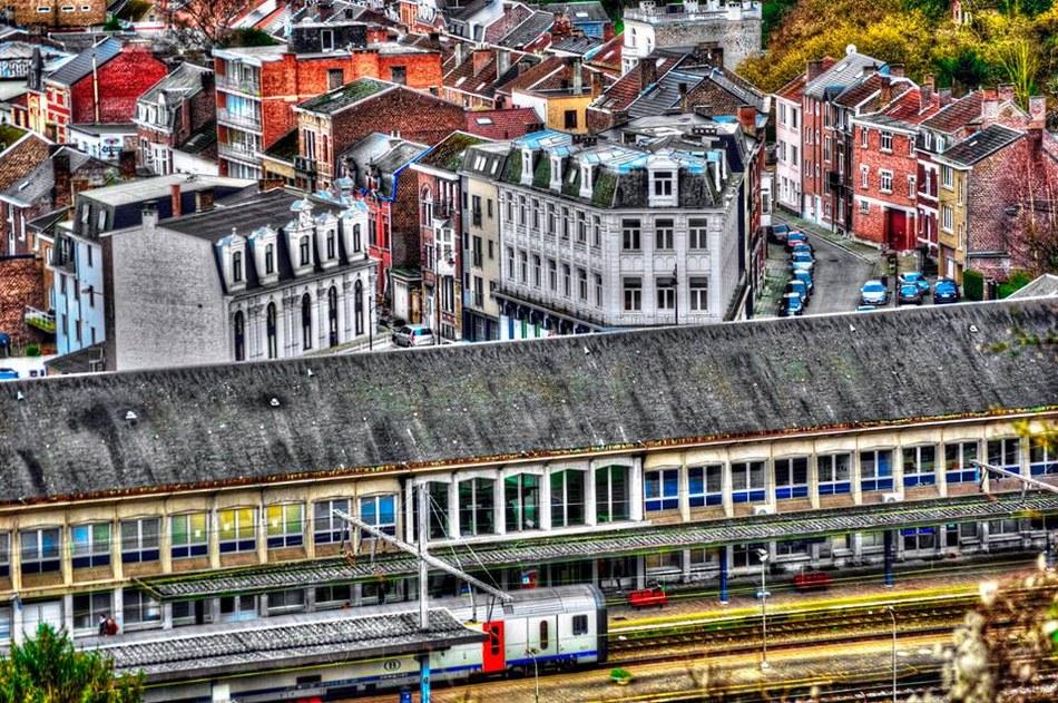 Ch. Nollomont   Gare